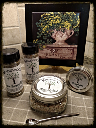 Spicewood Salt Product Line