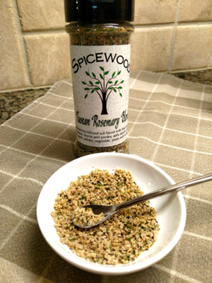 Spicewood Salt Tuscan Rosemary Blend